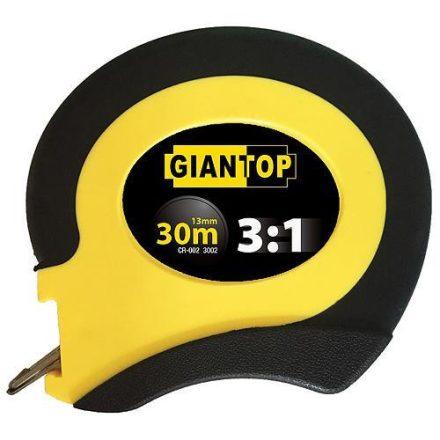 GIANTOP mérőszalag acél 15 m / 13 mm