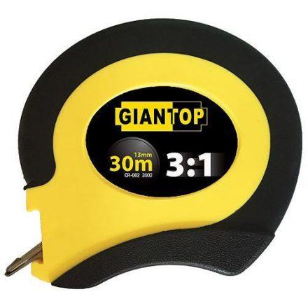 GIANTOP mérőszalag acél 20 m / 13 mm