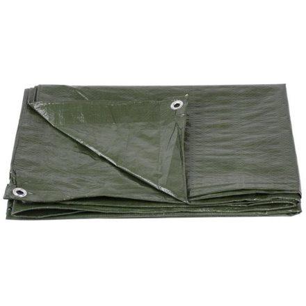 Strend Pro takaróponyva  65 gr / nm 3 x 5 m zöld