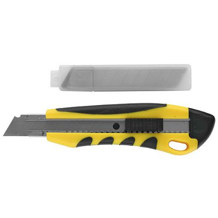 Strend Pro tapétavágó kés pengével 18 mm