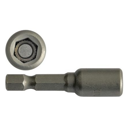 Strend Pro fúrógépbe fogható dugófej 6 mm,mágneses