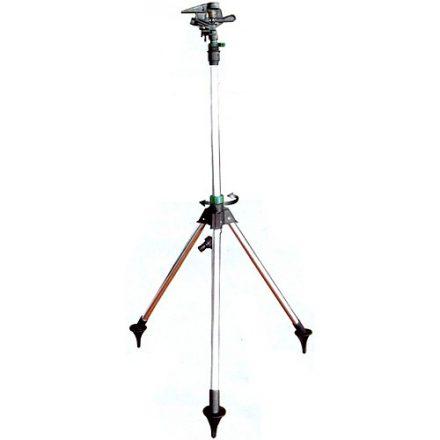 Strend Pro szakaszolós ,leszúrható locsoló, műanyag szórófejjel, állítható magassággal